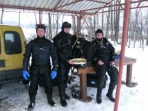 "\""jajeczko\"" pod lodem 30.03.2013."
