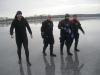 Jez.Orłowskie pod lodem styczeń 2011