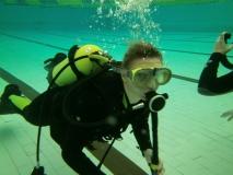 kurs OWD - część basenowa