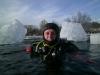 Nurkowanie podlodowe 8.02.2014.