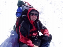 Wyprawa na Mont Blanc - lipiec 2008